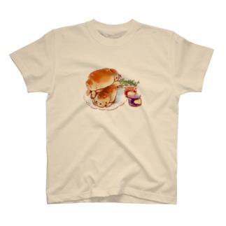 もーにんぐ Tシャツ