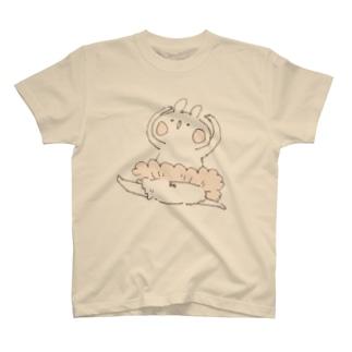 バレエうさぎ Tシャツ