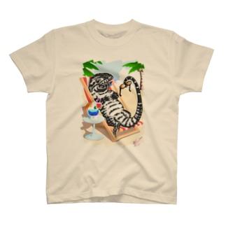 Diamond Vacation Tシャツ