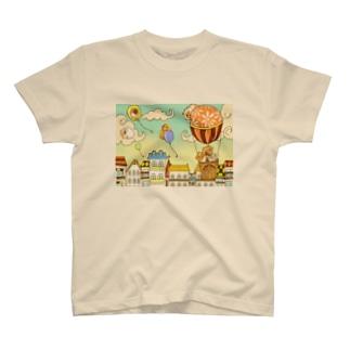 guineapig carnival2018 Tシャツ