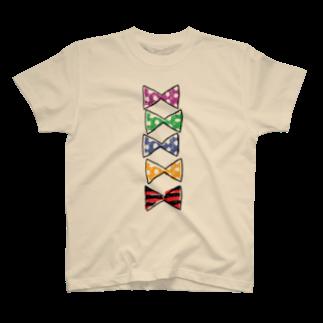 すのはらやのいとしのりぼんTシャツ