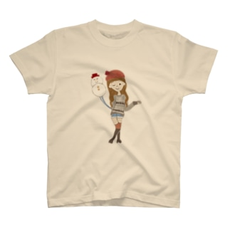 ふゆこちゃん Tシャツ