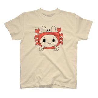カニピース Tシャツ