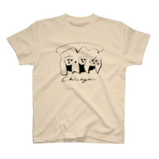 horimotoxxyukiのChicagoTシャツ