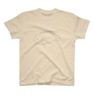 おさかな Tシャツ