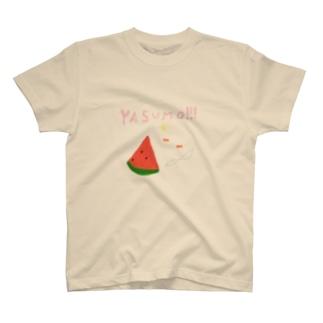 yasumo! Tシャツ