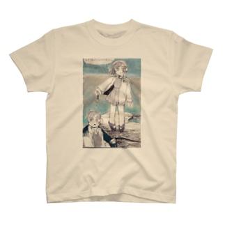 しにたいよう Tシャツ