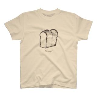 Yummy! パン・ド・ミ Tシャツ
