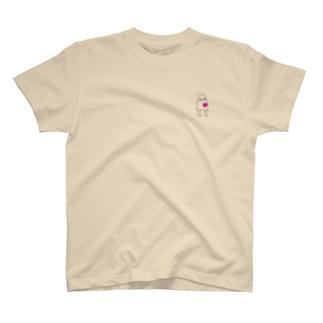 メジェド様Beat it Tシャツ