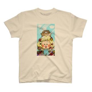 閉じ込められちゃった! Tシャツ