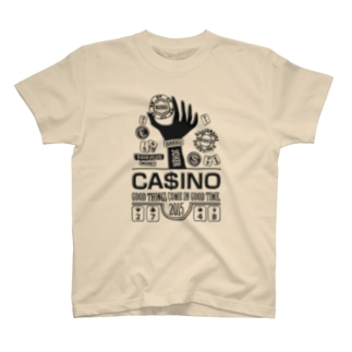 Snatch the money Tシャツ