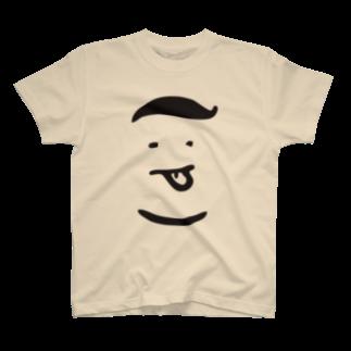 colon-pのコロンピさんのTシャツ Tシャツ
