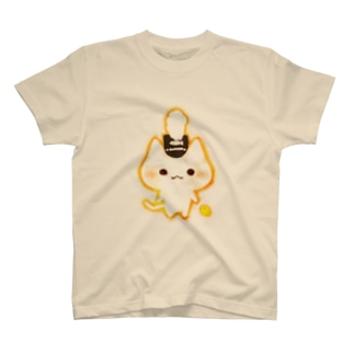 マーチングねこさん Tシャツ