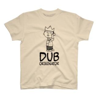 DUB ORIGINATOR Tシャツ