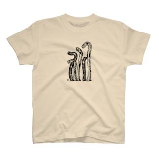 チンアナゴ Tシャツ