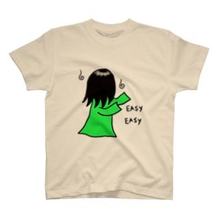天使の輪を持つ幽子ちゃん Tシャツ