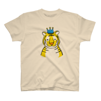 motoko torigoeのトラ3 Tシャツ