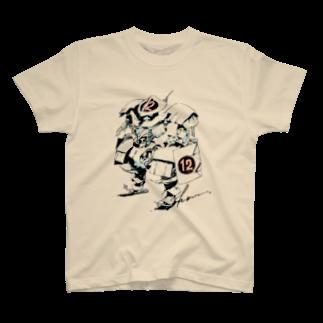 hassegawa empire Strikes Back. Tシャツ