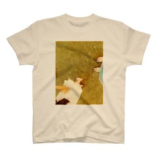 なみうちぎわ Tシャツ