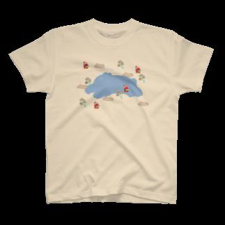 タジャのファンタジ~うさちゃん Tシャツ