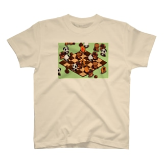 ルール不明の盤上遊戯 Tシャツ