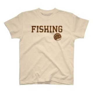 FISHING Tシャツ