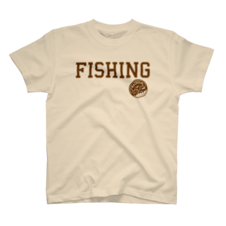 ChoorkerのFISHINGTシャツ
