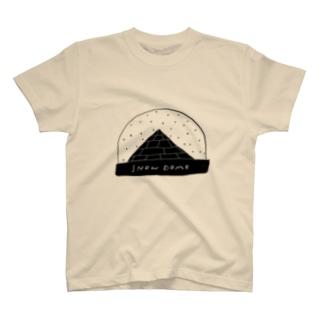 非科学的なもの(スノードーム) Tシャツ
