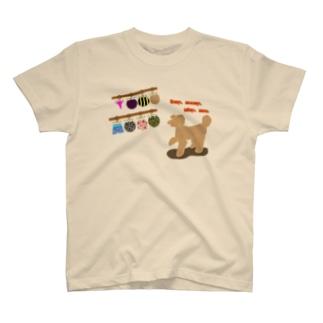おパンツ選び Tシャツ