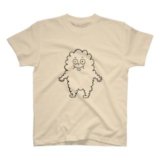 mkmkさん Tシャツ