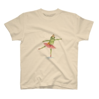 カエルバレリーナのグッズ Tシャツ