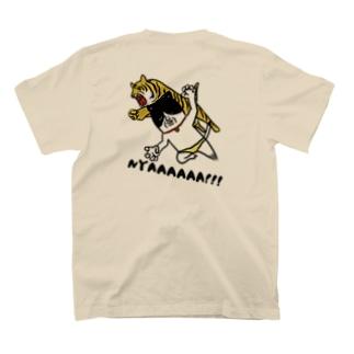 NYAAAAAA!!!! Tシャツ