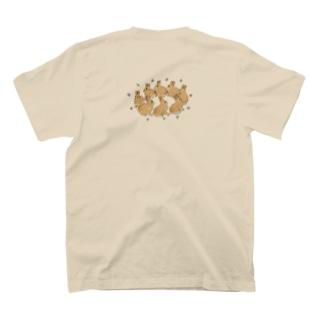 ラビットクラウン T-shirts