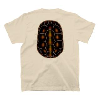 セマルハコガメ T-shirts