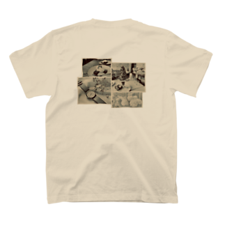MMMのmemorial  T-shirts
