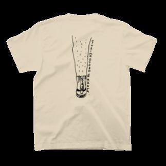 osio__brandのsukinaOTOKOno,asi T-shirts