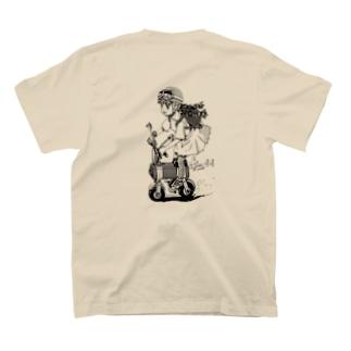 スーパー介護士(になりたい)ことみさんグッズその2 T-shirts