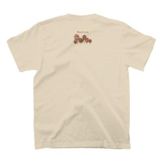 Beans clubTシャツ T-shirts