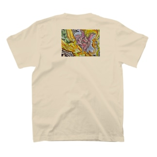 秋模様とエゾリスと。 T-shirts