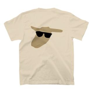 イカすひーじゃ(やぎ) T-shirts