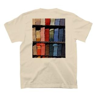 積んで詰んでツム T-shirts