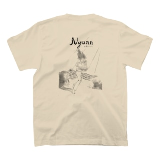 Nyunn記憶について T-shirts