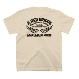 丸窓エンヂニアリング-羽 T-shirts