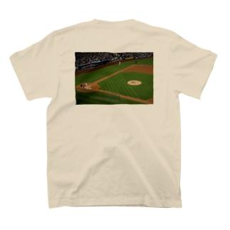 Field of Dreams(Back Print) T-shirts