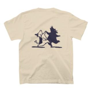 踊り牛 T-shirts