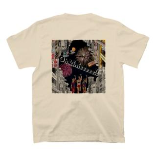 Oh kinieeee!!シリーズ(ロゴ&バックプリント) T-shirts
