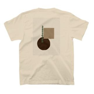 99s dreamer 縦ver T-shirts