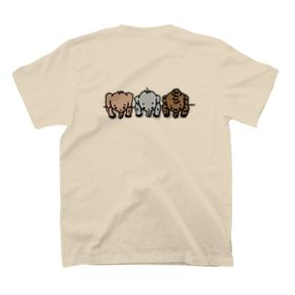 paopao in my pocket T-shirts