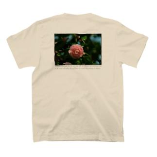 いつかどこかのあの花 T-shirts