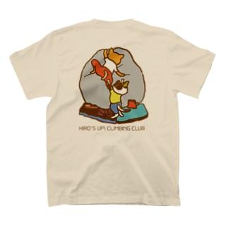 のぼってるとこTシャツ T-shirts